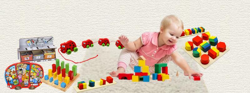 Развивающие игрушки для любимых деток!