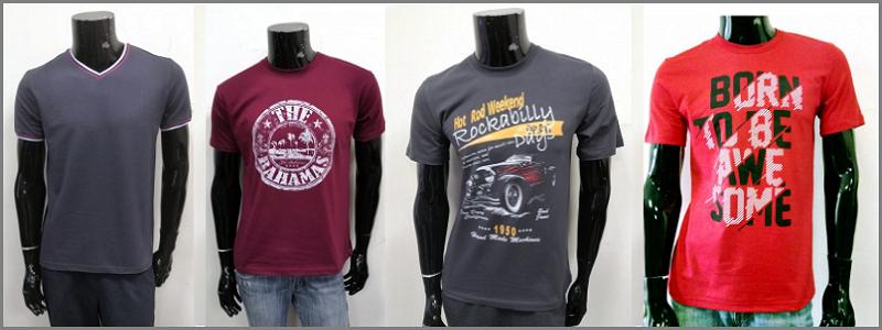 Мужские футболки от 210 рублей - выбор наших участников!