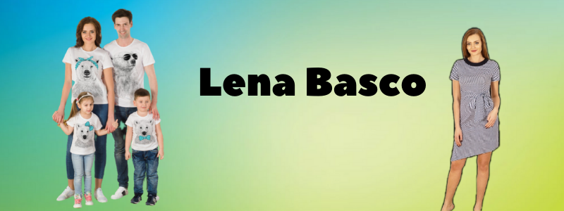 Lena Basсо Трикотаж для всей семьи