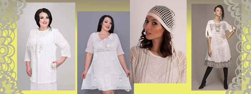 Льняная одежда на лето от ВОЛТРИ. Это современные модели, качественный пошив, размеры до 64.