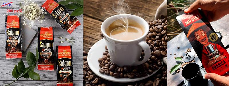 Ничего утром так не бодрит, как вкуснейший Вьетнамский кофе!