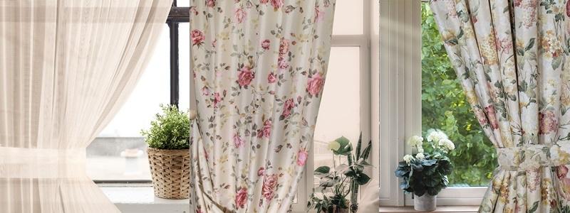 Польские шторы. Пошив по индивидуальным размерам. ДОЗАКАЗ