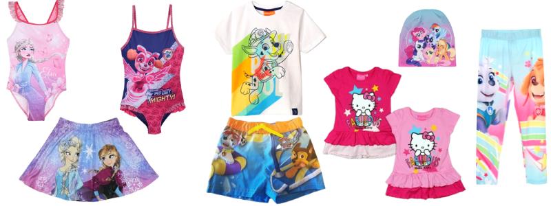 Bambi - детская одежда с любимыми мультгероями! Яркая летняя коллекция!
