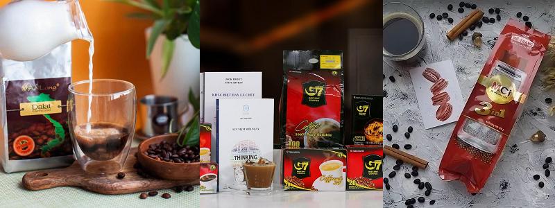 Любимые сорта Вьетнамского кофе наших  Участников. А ты уже пробовал?