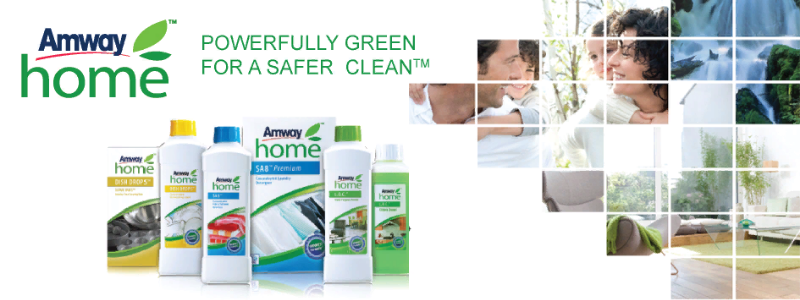 АМWAY - Все для чистоты в доме!