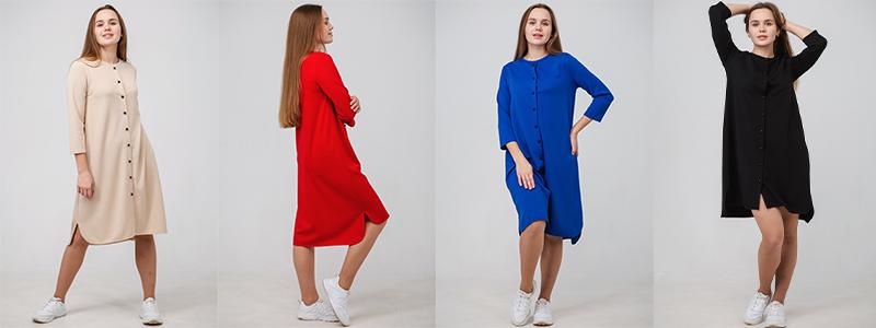 FOXY - Современный стиль платья