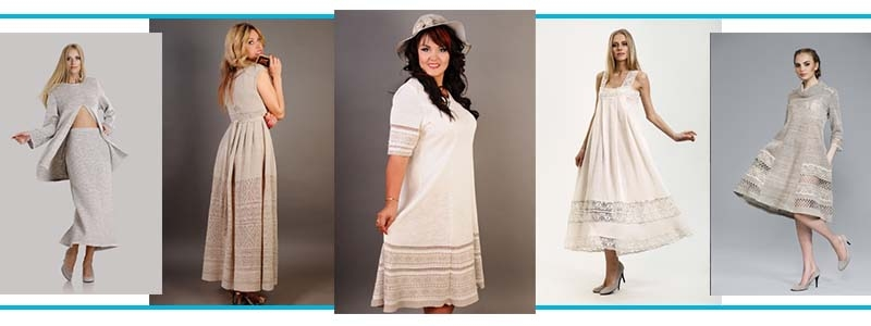 Льняная одежда на любой сезон! Качество, фасон, ткань - всё на высоте, налетай!